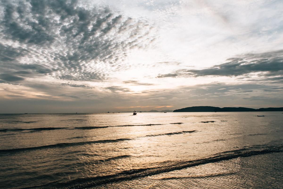 Ao Nang Sonnenuntergang