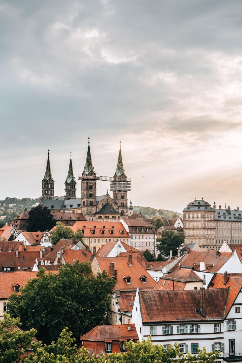 Ausblick Bamberg