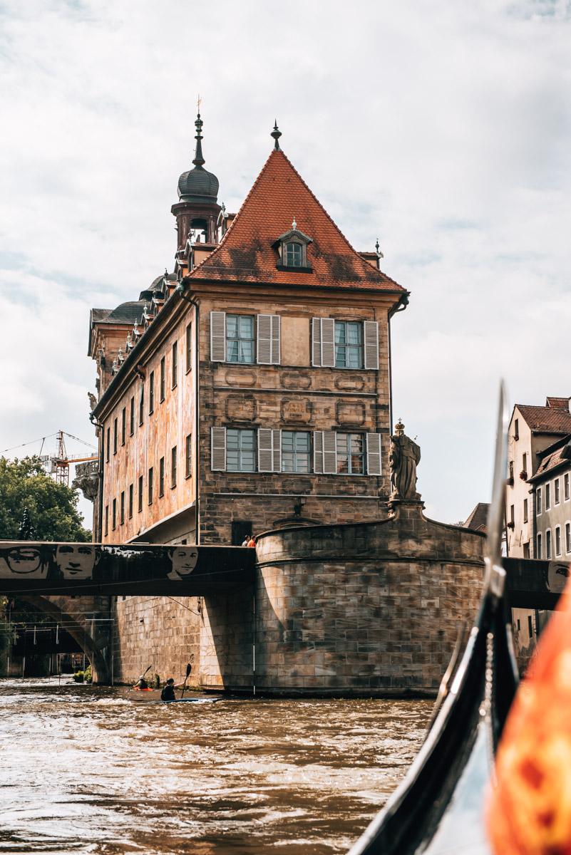Gondel fahren Bamberg