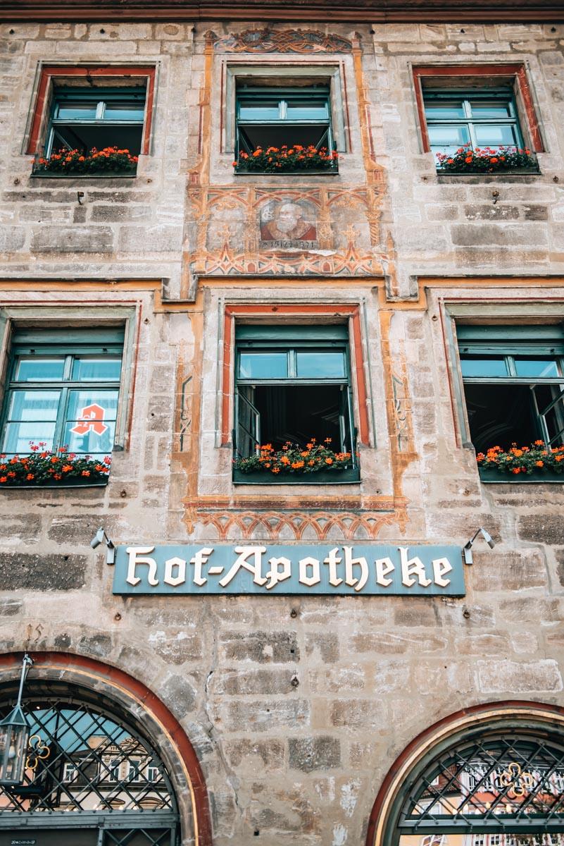 Hof Apotheke Coburg