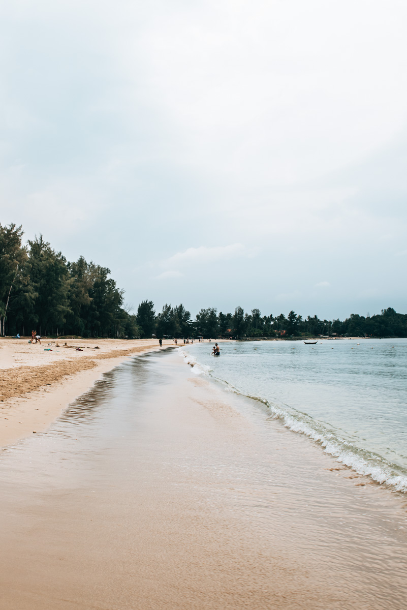 Koh Lanta Long Beach Tipps