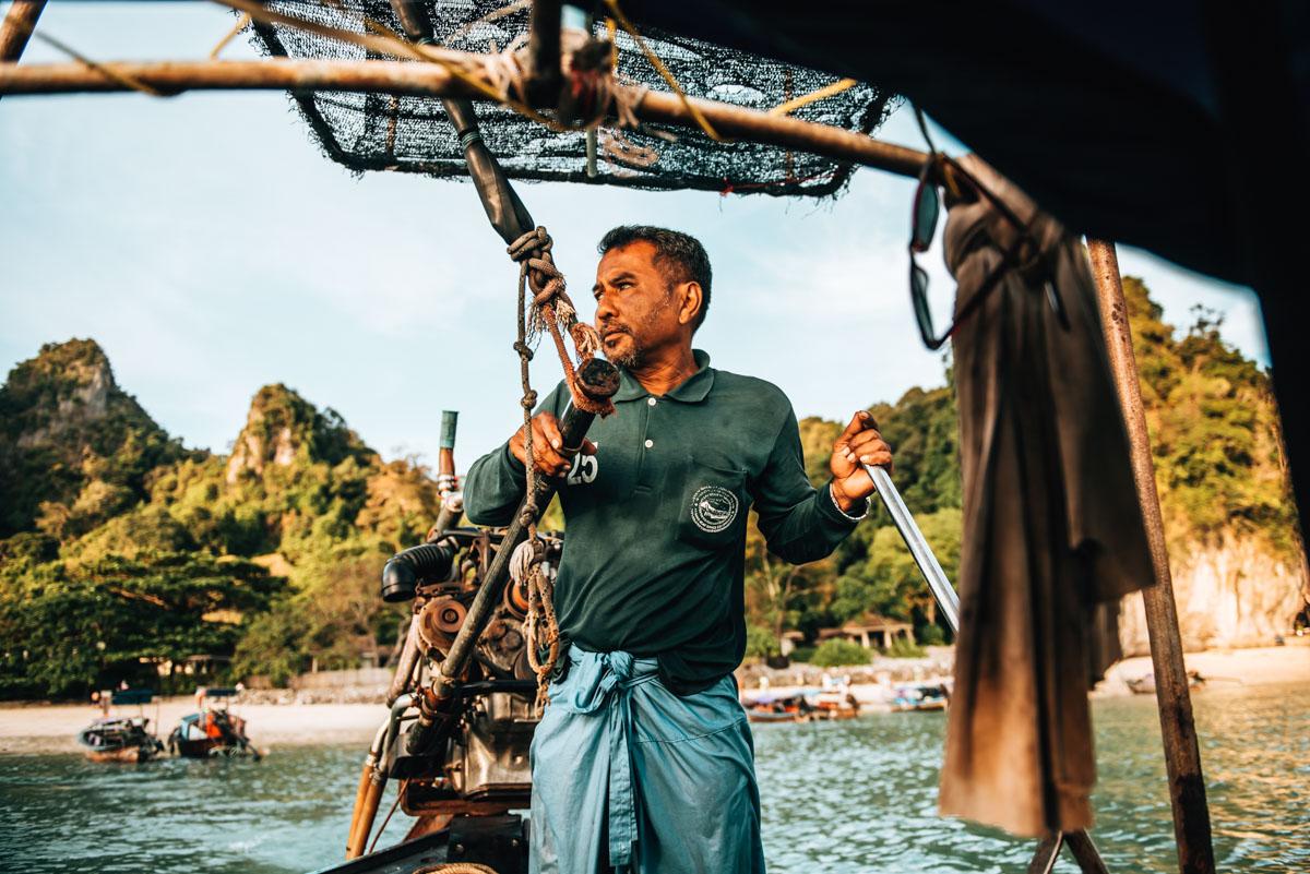 Krabi Longtaiboat