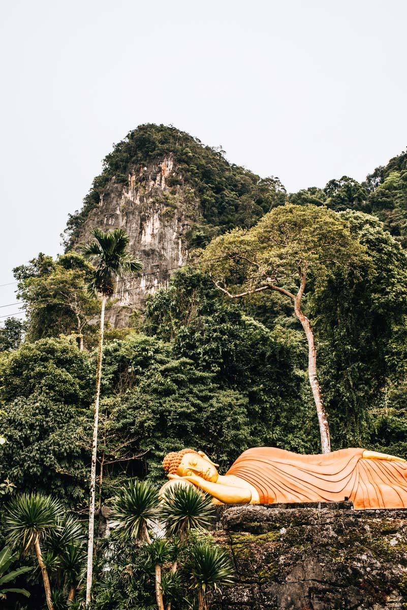 Liegender Buddha Krabi