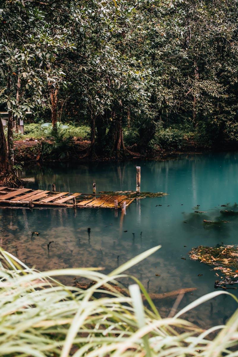Mystischer See Krabi