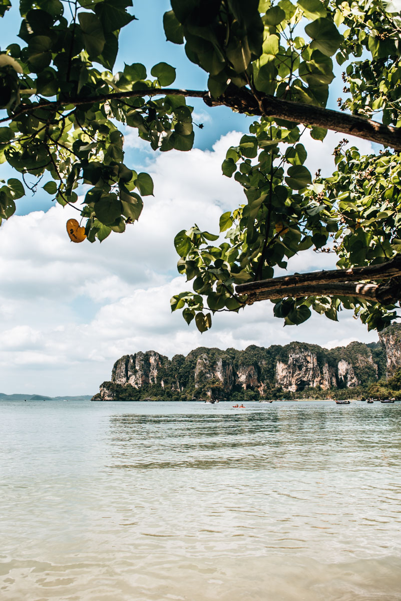 Railay Bay Tipps