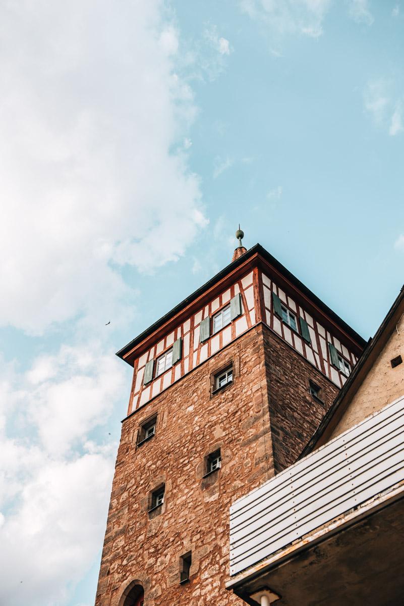 Roter Turm Kulmbach