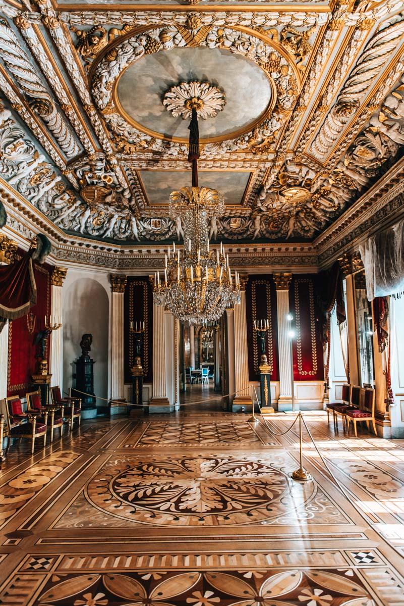 Schloss Ehrenburg Führung