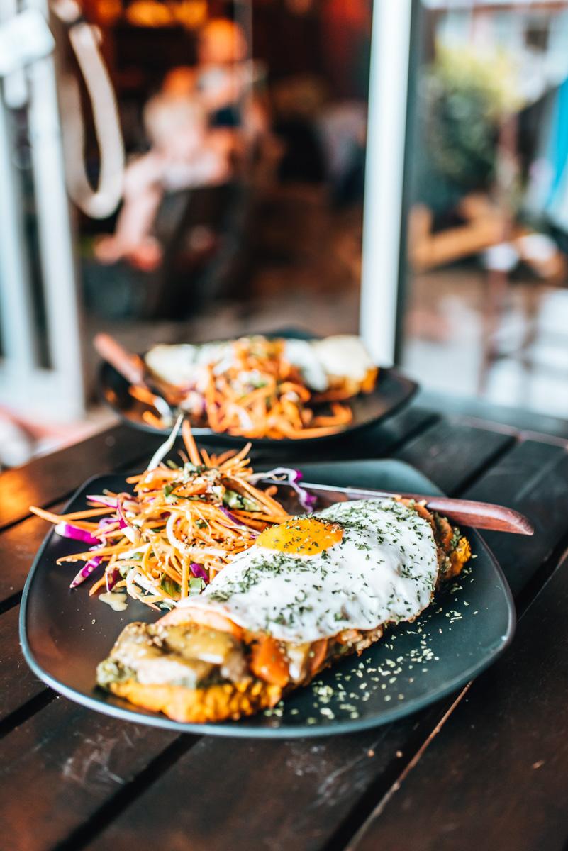 Vegetarisches Restaurant Koh Lanta