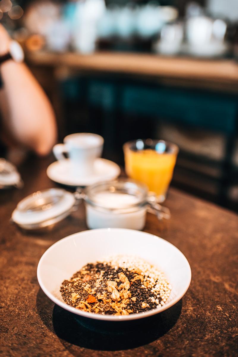 Niu Saddle Fürth Frühstück