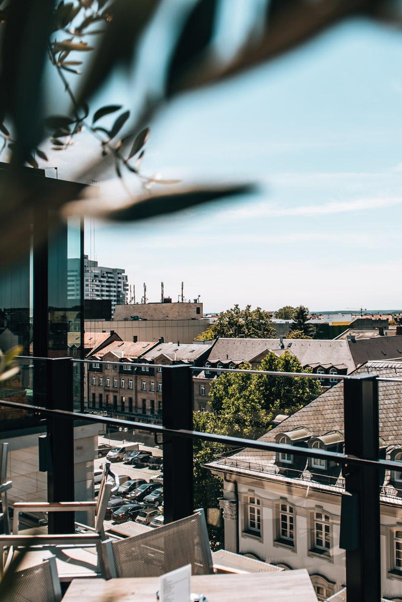 Rooftopbar Fürth