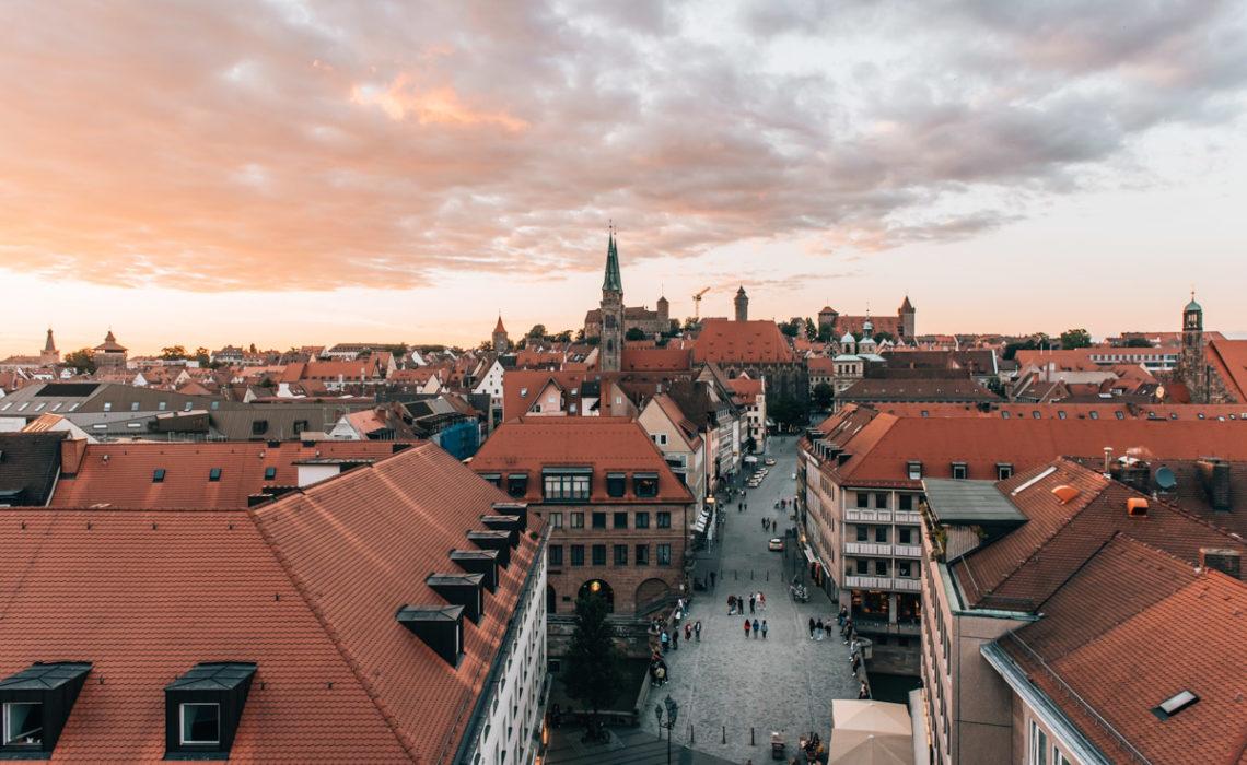 Aussicht Nürnberg Tipps