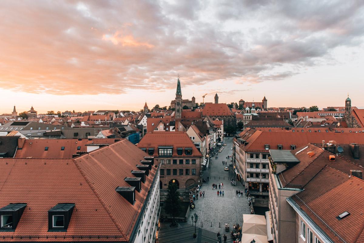 Nuremberg Sights
