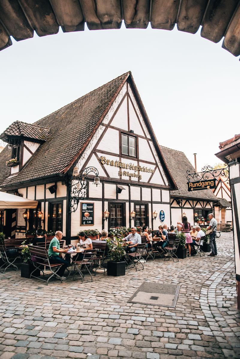 Bratwurtsglöckle Nürnberg