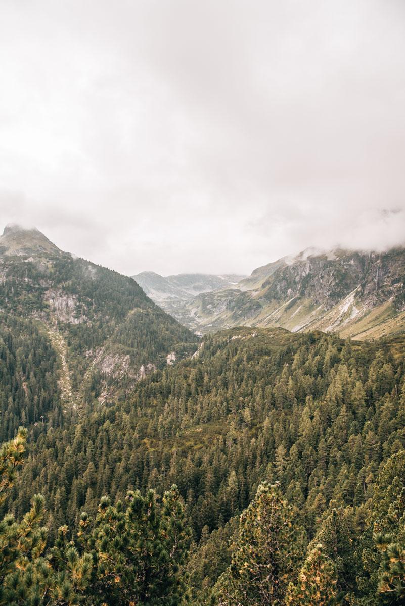 Enzingerboden Wandern