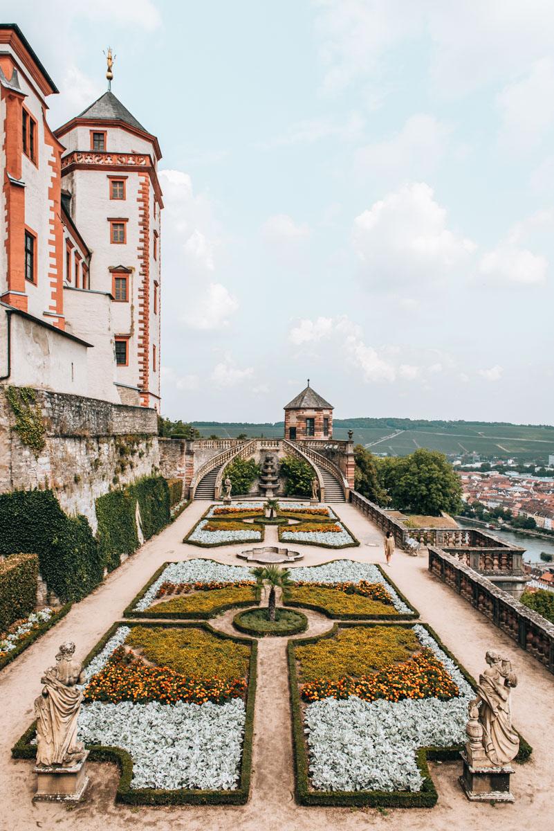 Fürstengarten Würzburg