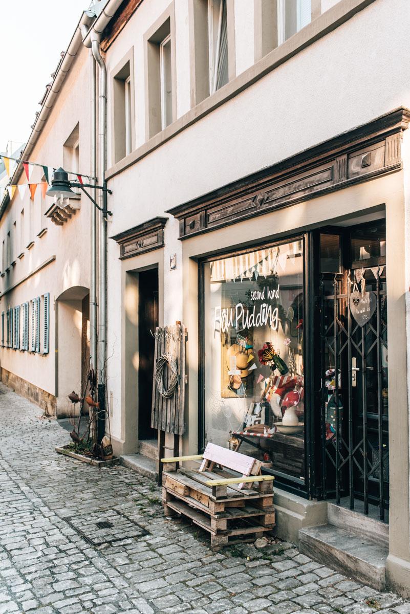 Frau Pudding Schweinfurt