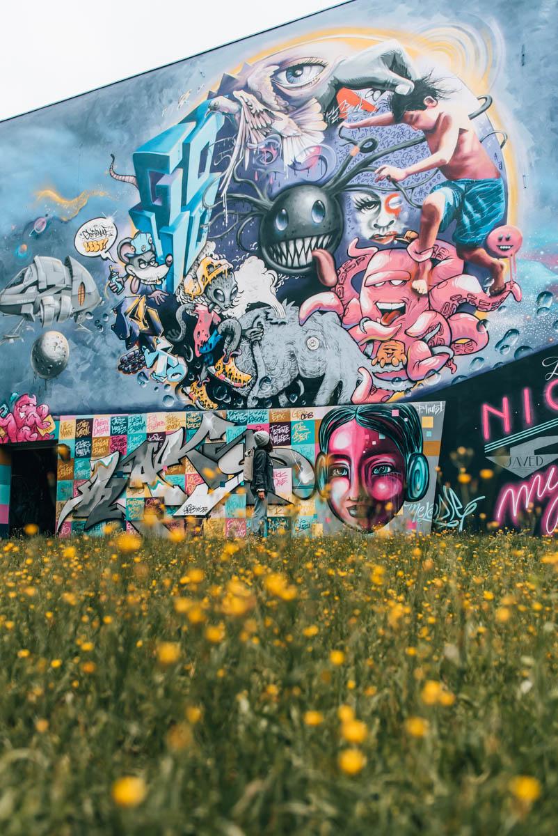 Gostenhof Graffitis