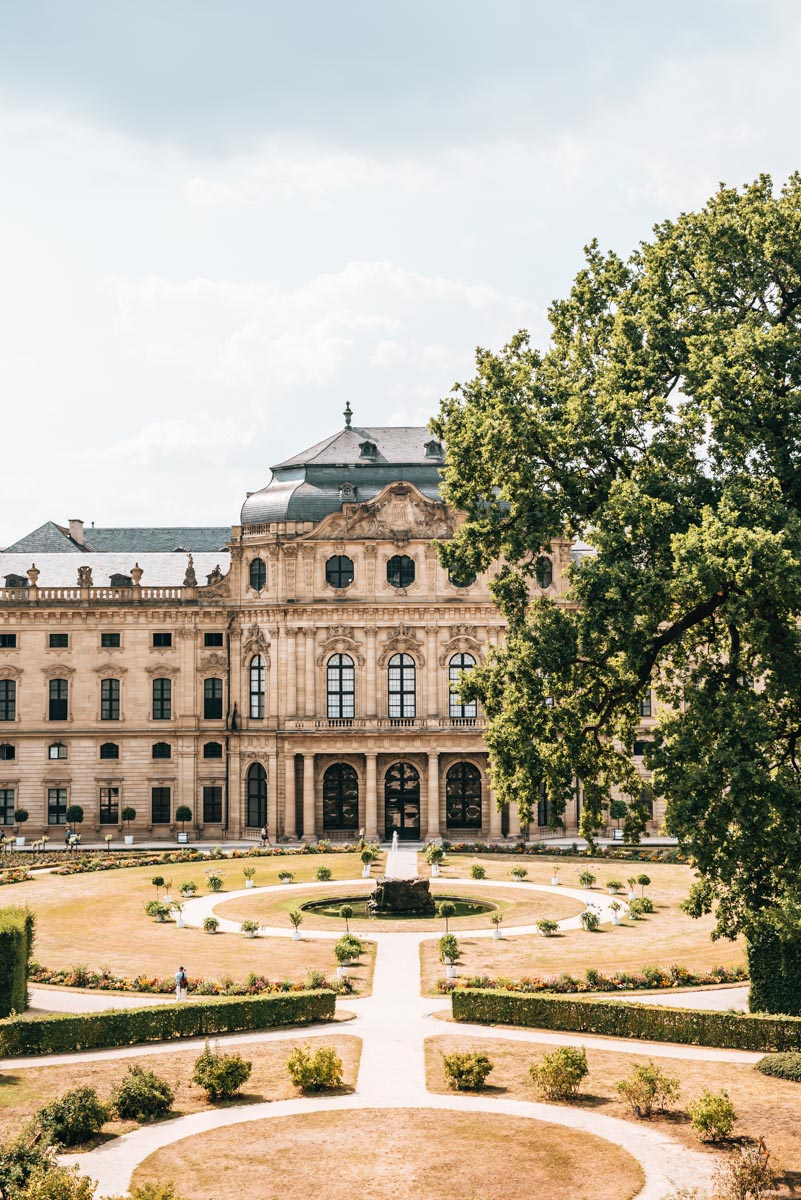 Hofgarten Würzburg
