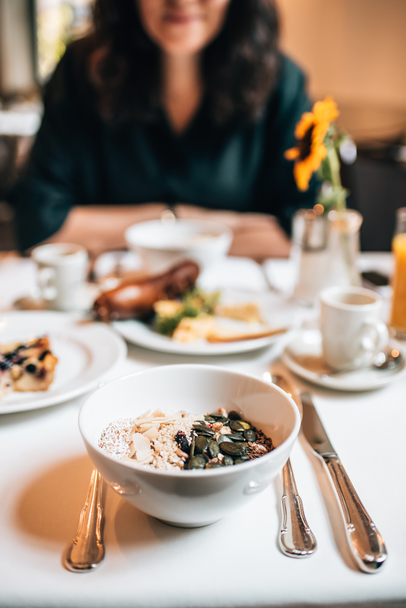 Hotel Victoria Nürnberg Frühstück