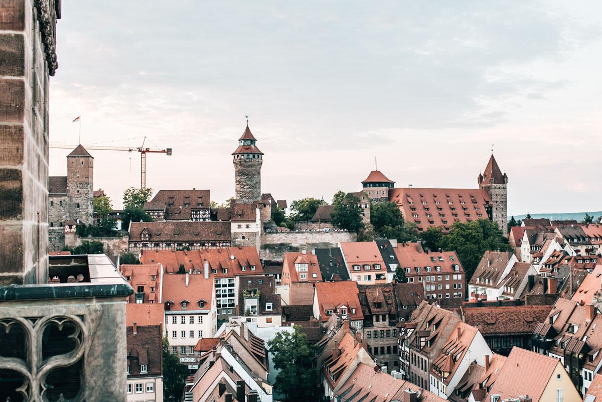 Kaiserburg Nürnberg Führung