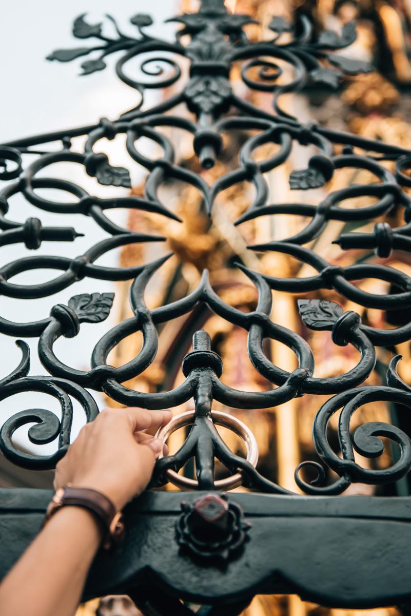 Nürnberg Ring drehen