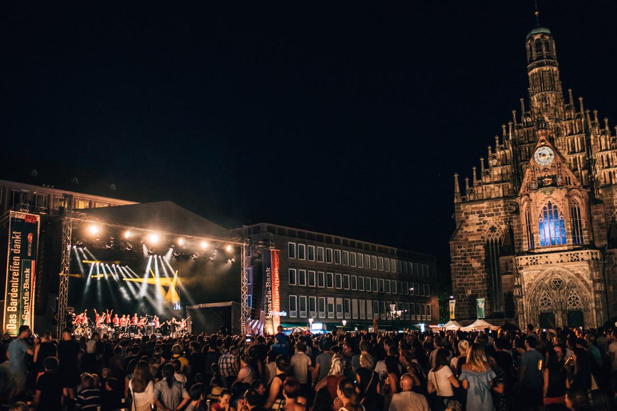 Bardentreffen Nuremberg