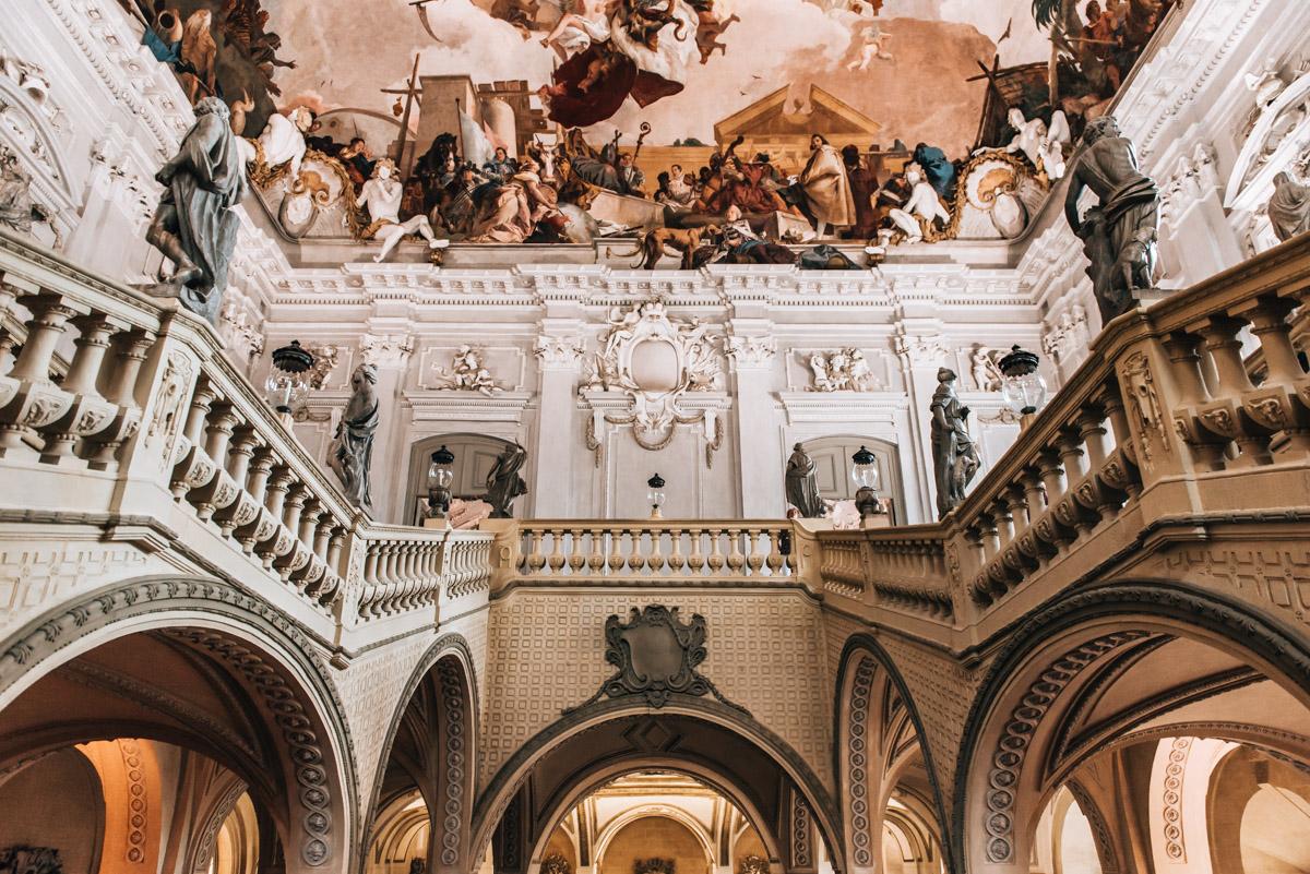 Residenz Würzburg Fotografieren