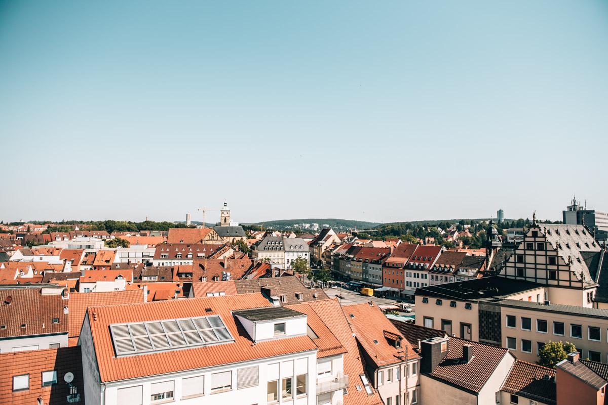 Schweinfurt Aussicht