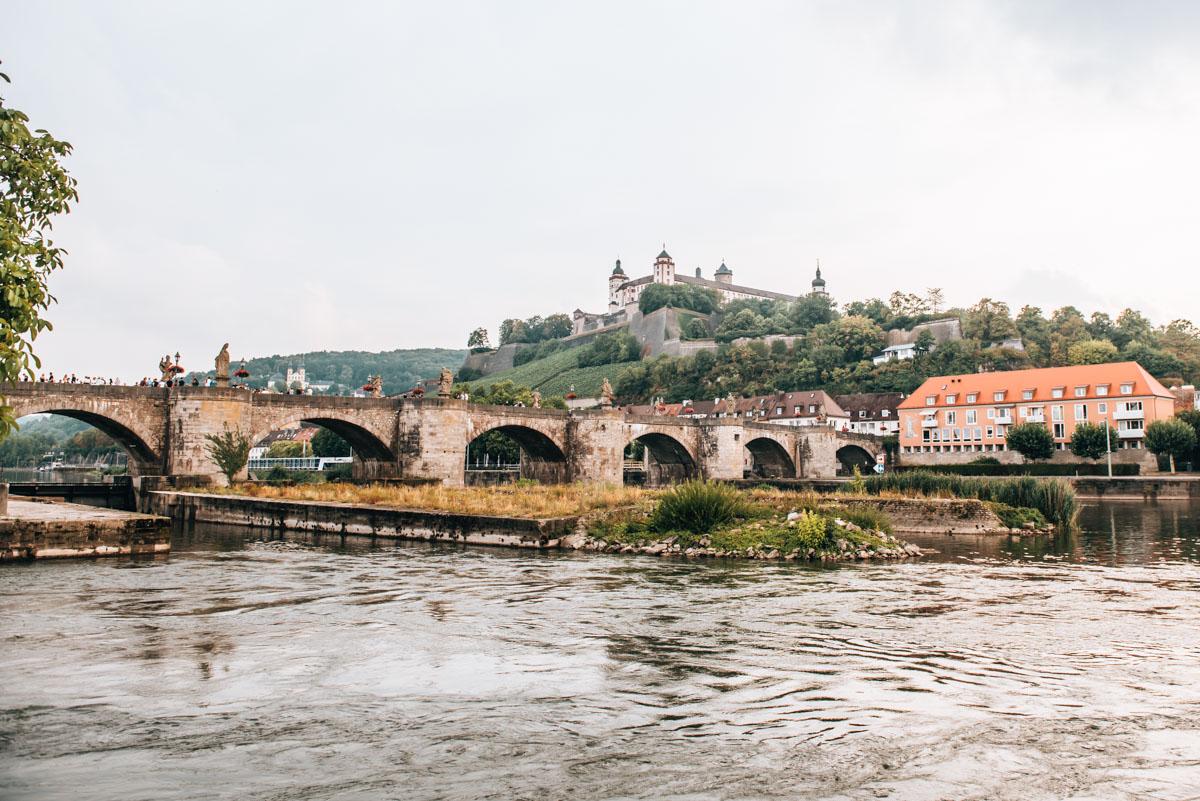 Würzburg Mainbrücke