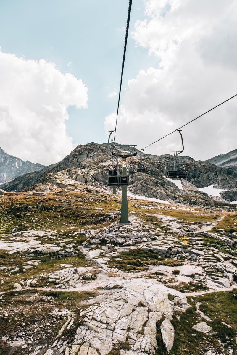 Weißsee Lift