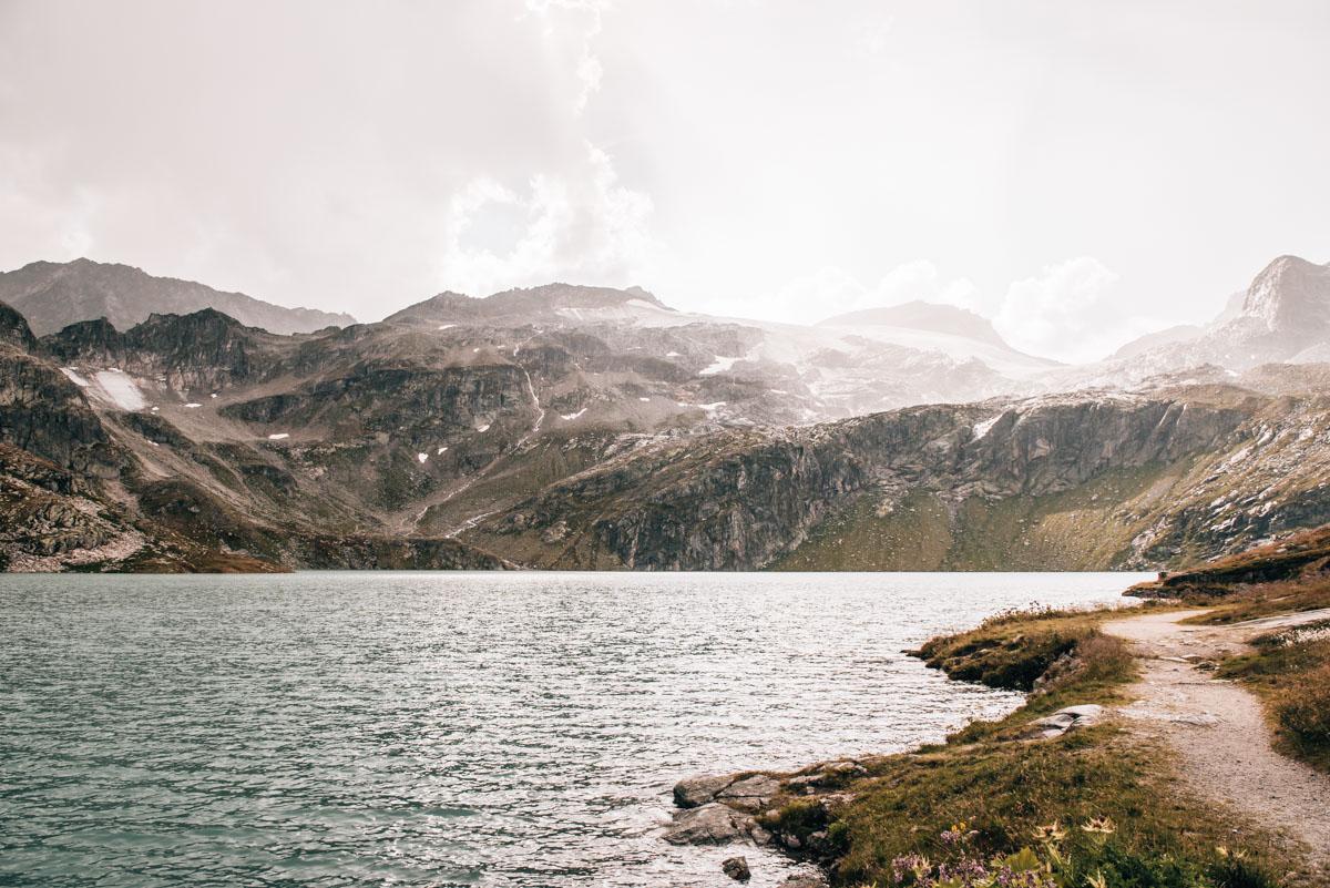 Weißsee Schwimmen