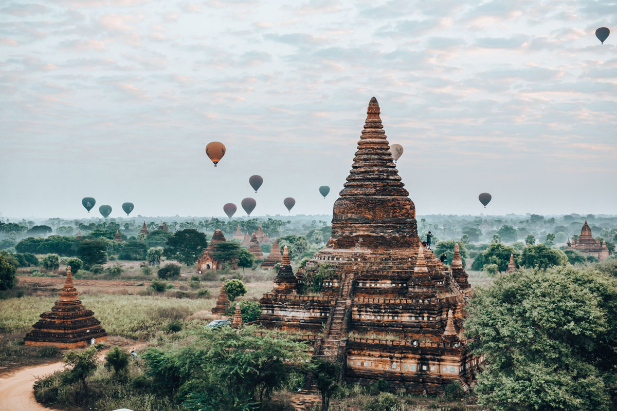 The Temples of Bagan: Our Experience and Travel Tips