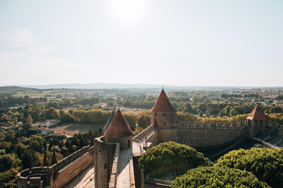 Carcassonne Festung