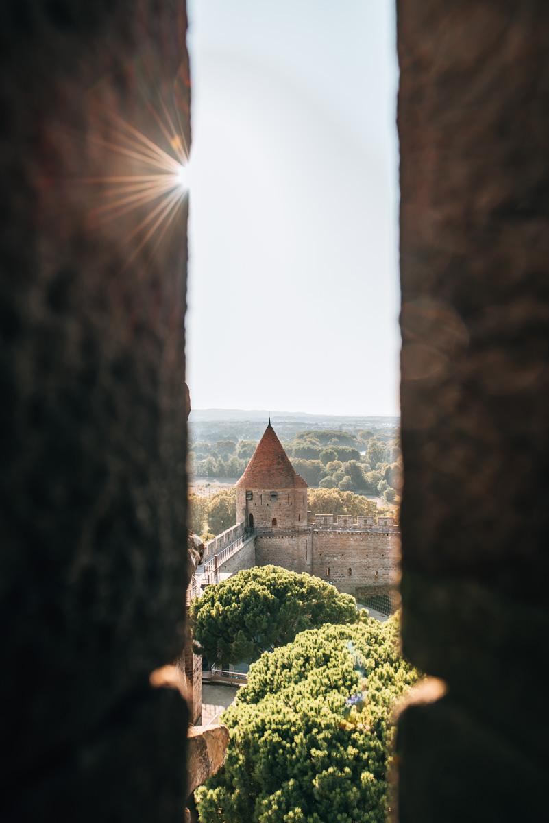 Carcassonne Frankreich