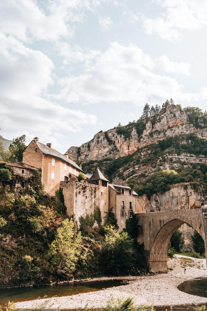 Sainte Enimie Gorges du Tarn