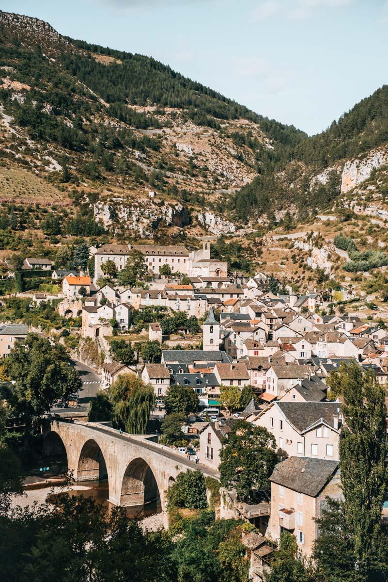 Sainte Enimie Tarn