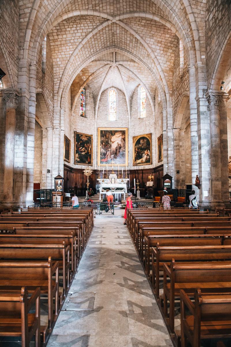 Abteikirche Saint Gilles