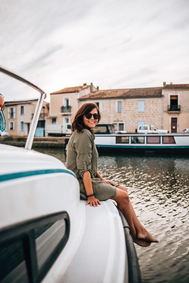 Aigues Mortes Le Boat
