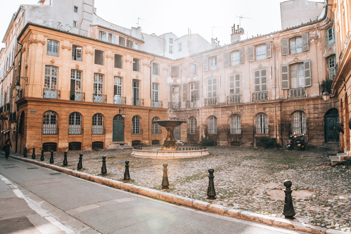 Aix en Provence Travel Guide