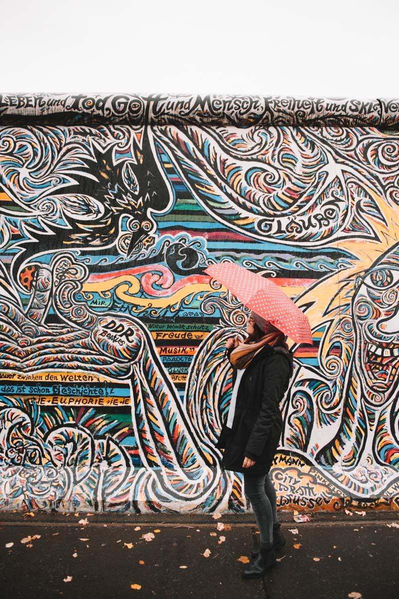 Berliner Mauer Fotospot