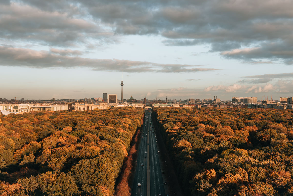 Fotospots Berlin