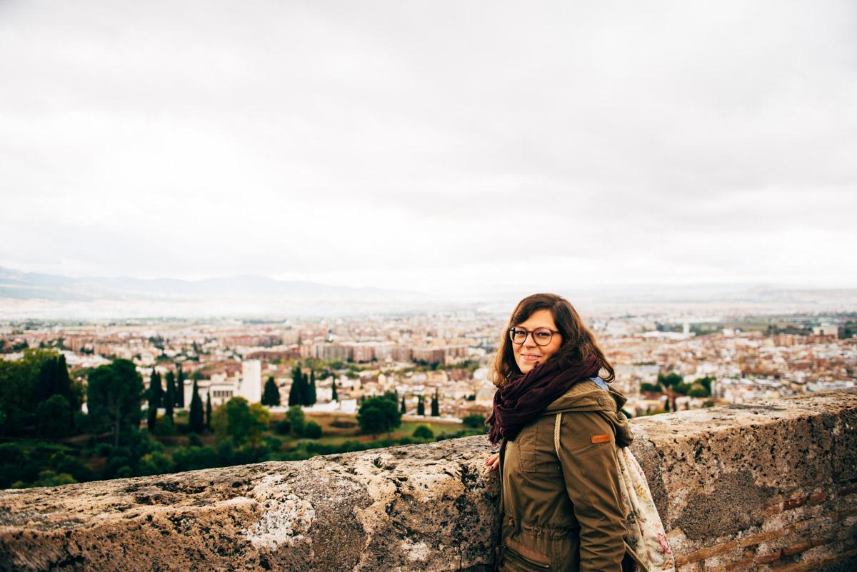 Granada Sehenswürdigeiten
