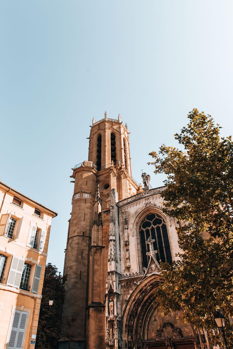 Kathedrale Aix en Provence