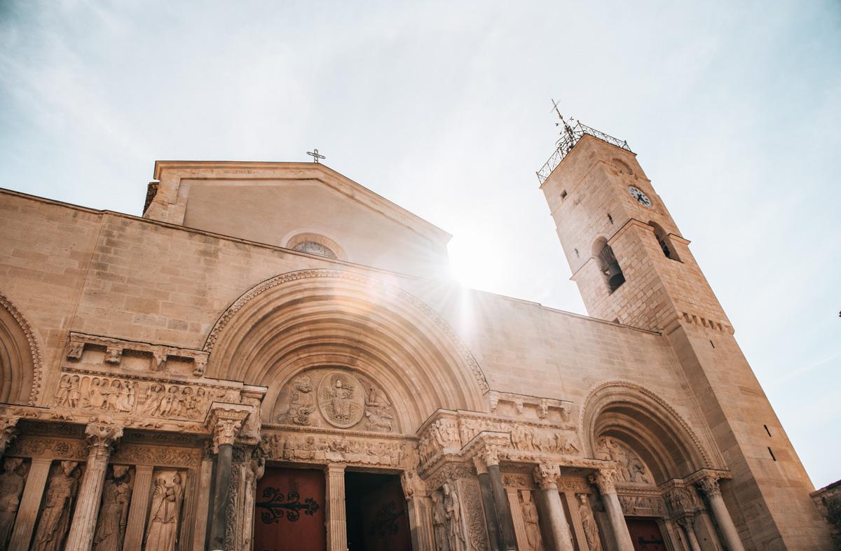 Kirche Saint Gilles