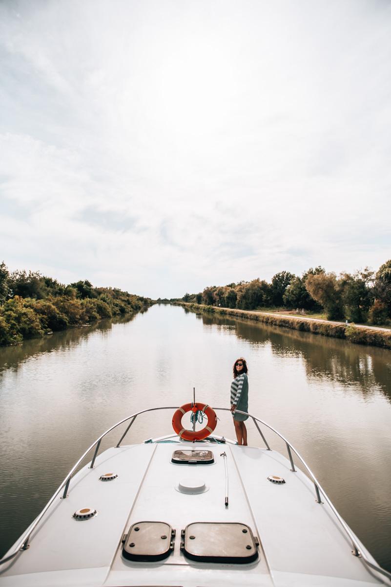 Le Boat Canal du Rhône