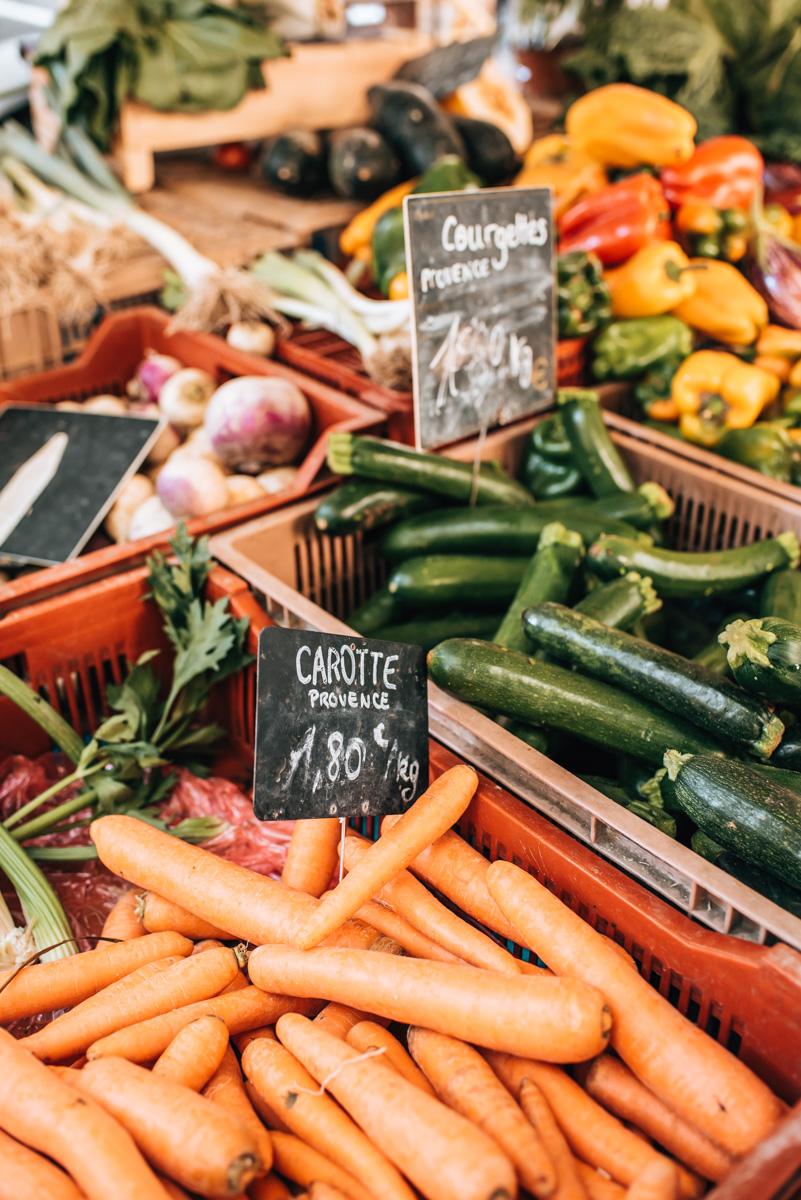 Markt Aix en Provence