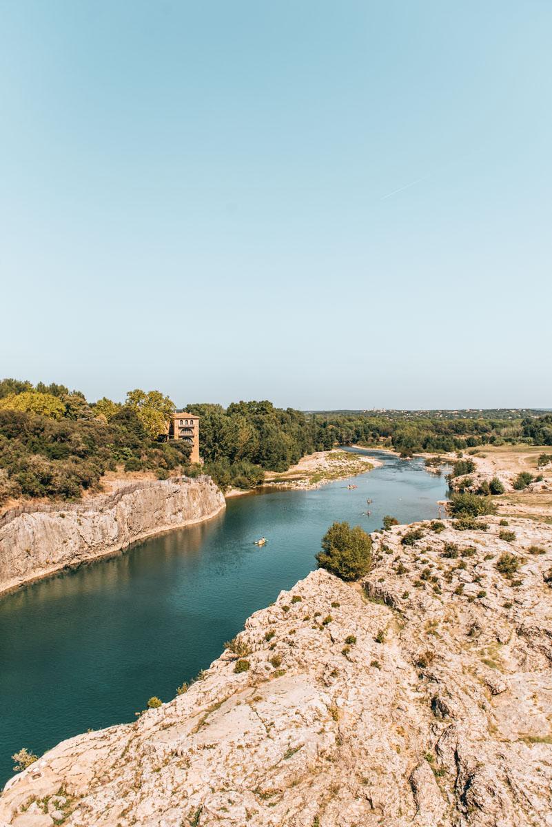 Pont du Gard Erfahrung