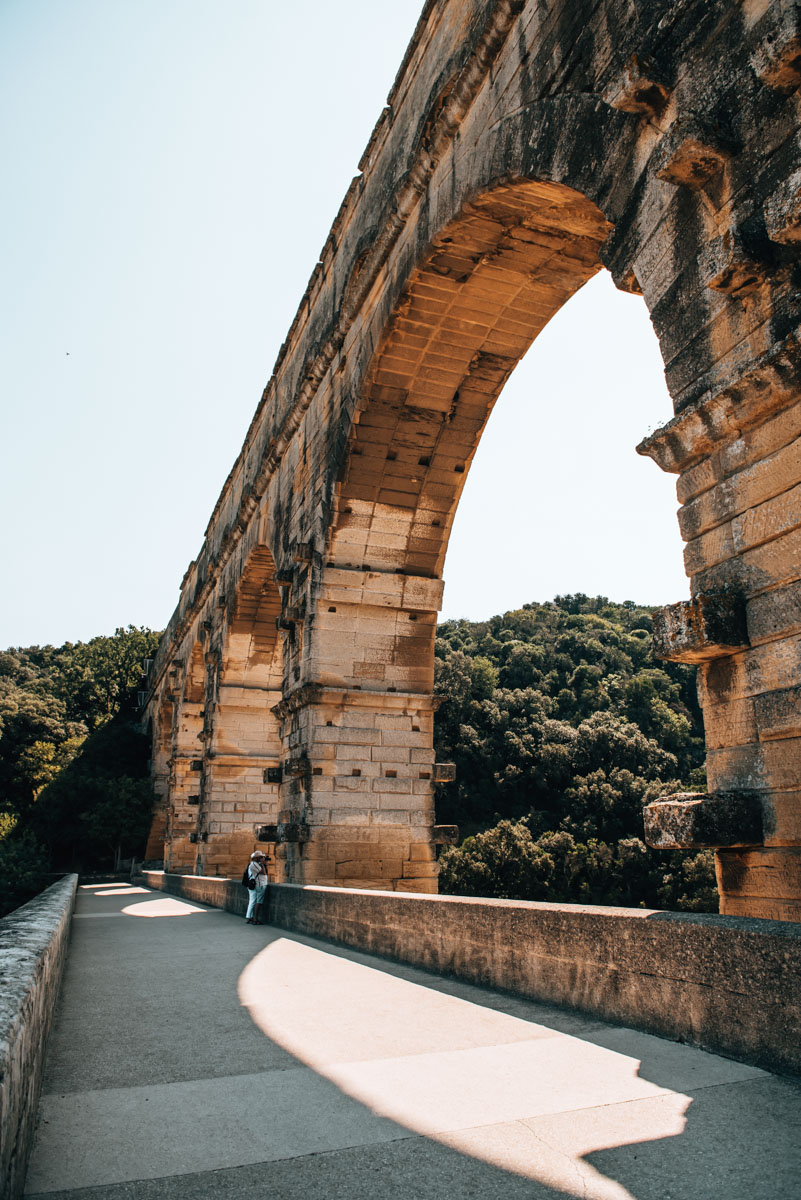 Pont du Gard Frankreich