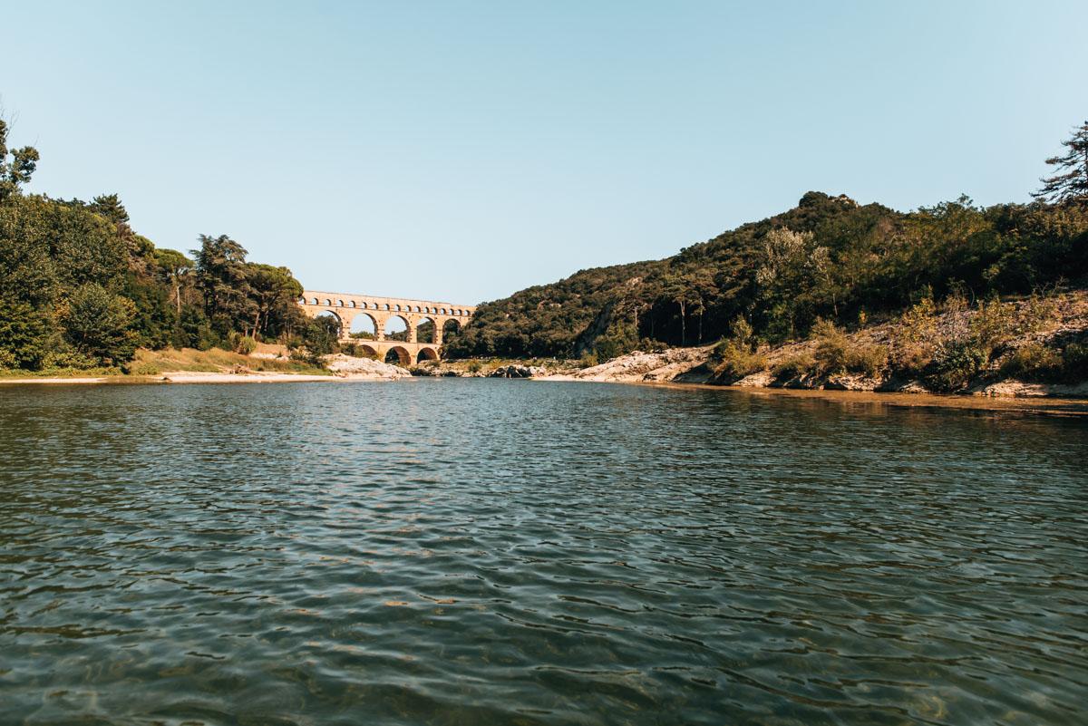 Pont du Gard Kajak
