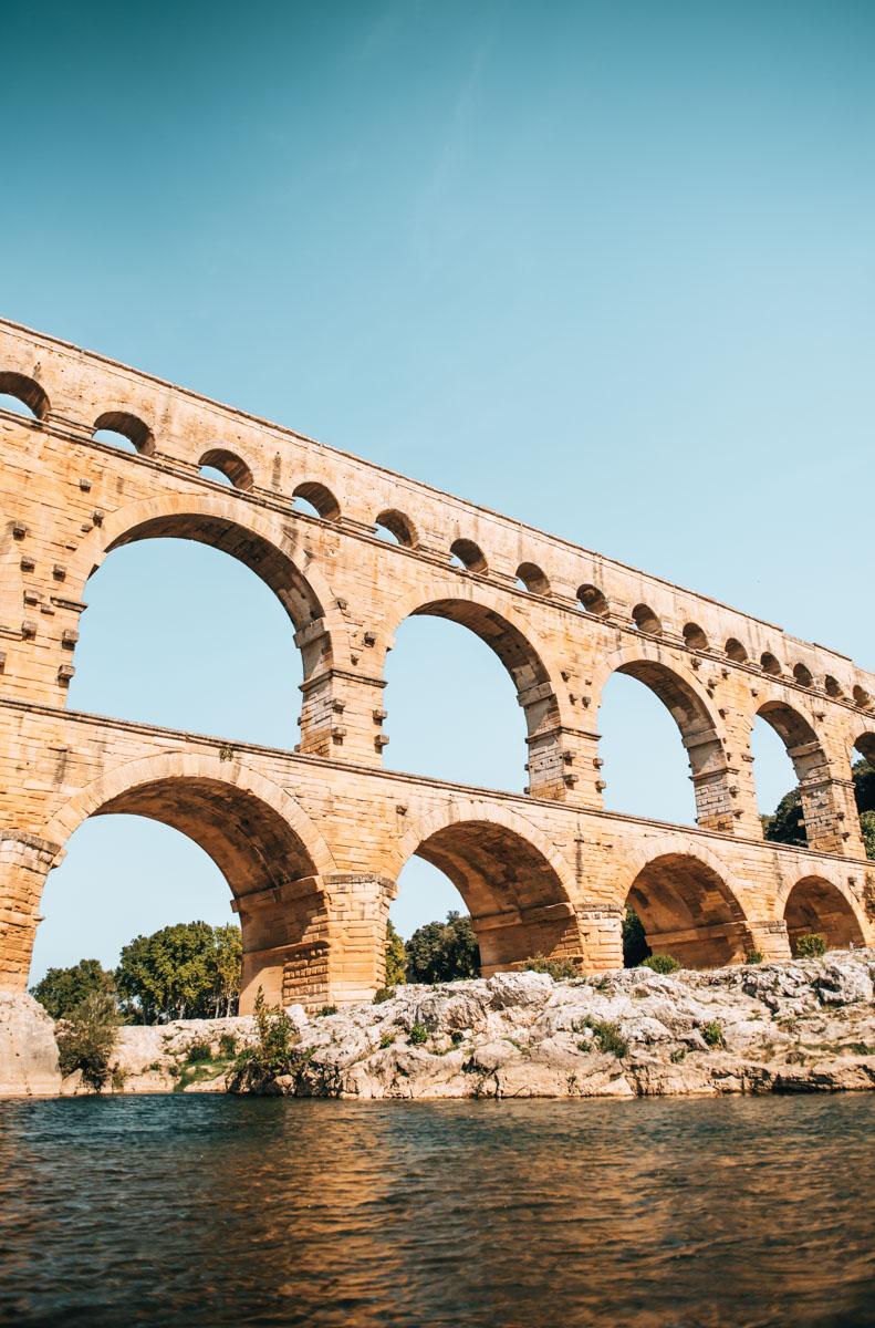 Pont du Gard Tipps